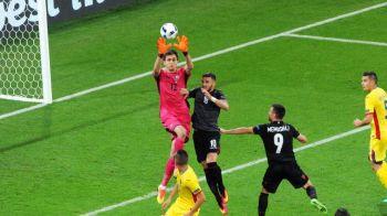Tatarusanu are interdictie sa zboare cu avionul si nu mai vine la nationala pentru meciul cu Muntenegru. Balgradean, convocat