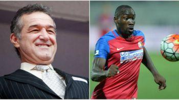 """Raspunsul lui Becali la """"avertismentul"""" dat de Andone lui Gnohere: """"Tade a ajuns prost? N-a facut nimic la Steaua si a ajuns sa ia un milion de dolari in Qatar"""""""