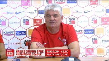 PRETUL pentru o calificare istorica in Champions League pentru Dinamo! Andone l-a anuntat pe Negoita cat il costa performanta