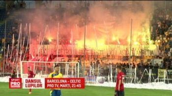 Petrolul nu moare! | Cinci mii de fani au facut atmosfera senzationala in liga a patra! VIDEO