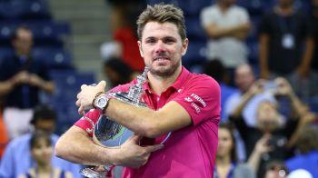 Wawrinka e campion la US Open, dupa ce l-a batut pe Djokovic intr-o finala de aproape 4 ore