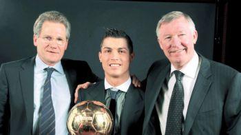 """""""Buna Ronaldo! A trecut mult timp de cand n-ai mai avut nevoie de mine"""" Scrisoarea superba trimisa de Boloni lui Cristiano Ronaldo"""