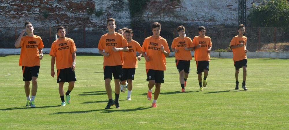 FENOMENUL Soimii Pancota, singura echipa din Europa cu 62 de goluri primite in 7 meciuri, a aparut in Guardian! De ce se amuza jurnalistii britanici