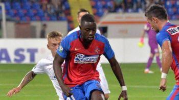 """""""Cand vii la Steaua, stii ca trebuie sa castigi fiecare meci, trofee, nu e usor sa joci aici!"""" Ce zice Moke despre un transfer al lui Gnohere"""