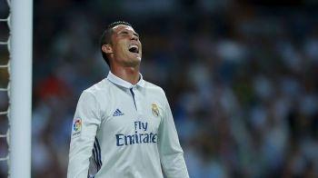 Cristiano Ronaldo, la cel mai SLAB inceput de campionat de la transferul la Real. Portughezul vrea revansa in fata fanilor cu Borussia Dortmund, marti, 21:45, la ProTV