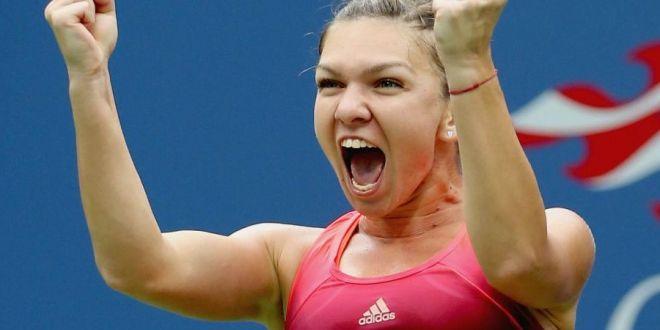 Halep 6-4 6-2 Madison Keys in sferturile de finala de la Wuhan! Ce a spus Simona dupa meci. Joaca impotriva castigatoarei dintre Kvitova si Konta