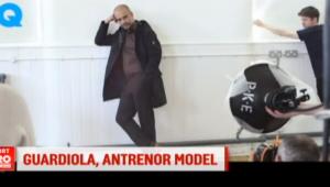Pep, barbatul de 10. Guardiola a fost convins de o revista sa apara intr-o sedinta foto dupa 14 ani   VIDEO