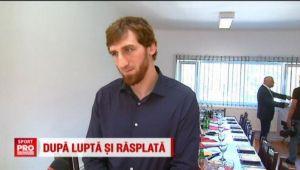 Cecenul Saritov, cetatean de onoare al capitalei. Bronzul de la Rio i-a adus un apartament in Bucuresti, dar si un transfer la Steaua   VIDEO