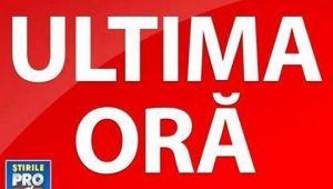 BREAKING NEWS. Este stirea momentului in Romania. E vorba de un barbat inarmat