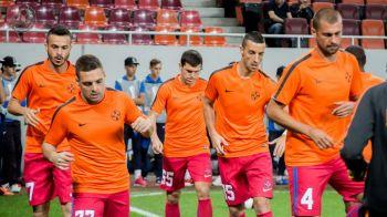 Doi titulari OUT de la Steaua, 4 jucatori dati disparuti! Cum s-a schimbat echipa Stelei in mai putin de 3 luni