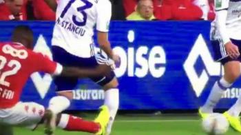 FOTO & VIDEO | Stanciu a centrat decisiv in victoria lui Anderlecht din derby-ul cu Standard Liege. Fostul dinamovist Fai a avut o intrere criminala la roman