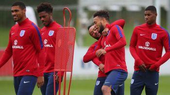 Surprizele din lotul Angliei dupa demiterea lui Allardyce. Southgate l-a rechemat pe Glen Johnson dupa 2 ani si va bifa si un debut