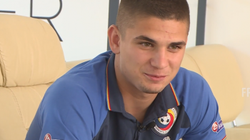 'Am vazut ca apar in FIFA, am 67 ratingul!' Marin si Rotariu, cel mai tare interviu in cantonamentul nationalei