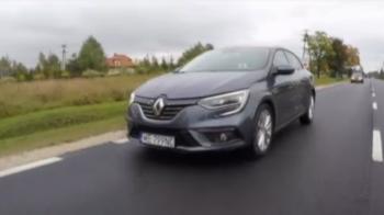 Renault a lansat masina inspirata din aspectul lui Beckham! Vezi cum arata noul Megane Sedan. VIDEO