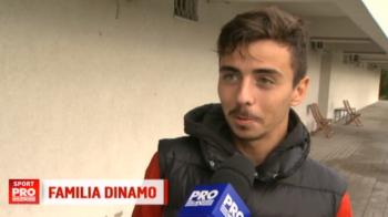"""Andone o spioneaza pe...Dinamo 2. Prima echipa si cea secunda se vor duela in Cupa Romaniei, Patrick Petre surprinde: """"Daca dau gol pentru Dinamo 2, bineinteles ca o sa ma bucur"""""""