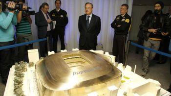 Cum va arata noul Santiago Bernabeu:400 de milioane de euro pentru arena fabuloasa a lui Real Madrid
