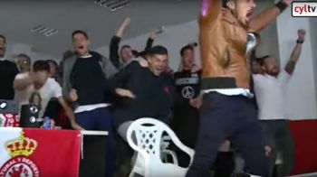 VIDEO Reactia jucatorilor unei echipe din liga a 3-a cand au picat cu Real Madrid la tragere! Au sarbatorit de parca au castigat Cupa!