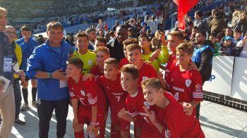 Romania a castigat ultimul meci de la Mondialul pustilor Danone Nations Cup, Germania a invins in marea finala | FOTO