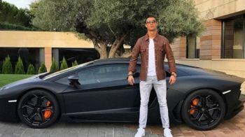 BESTIA de 300.000 euro din garaj pe care Cristiano Ronaldo a prezentat-o dupa ultima victorie din campionat