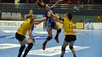 Victorie mare pentru CSM Bucuresti in Liga Campionilor: 24-21 cu Rostov