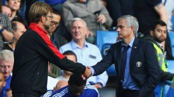 """Liverpool - Manchester United, ora 22:00   """"Nu e un meci despre Klopp si Mourinho!"""" Decizie soc la United: Rooney, REZERVA!"""