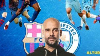 Semnele care arata ca Pep Guardiola isi construieste o NOUA BARCELONA la Manchester City. Imaginea spectaculoasa publicata de Marca