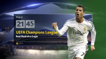 Recordul fabulos pe care Cristiano Ronaldo vrea sa-l atinga in Champions League, marti, cu Legia, la 21:45, in direct la ProTV