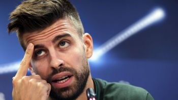 "Dezvaluire SOC a lui Pique: ""Am vrut sa ma retrag din fotbal in 2014!"" Cine l-a facut sa se razgandeasca!"