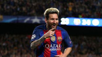 Messi, hattrick in Barca 4-0 Man City, Bravo si Mathieu au fost eliminati | Moti, umilit in Arsenal 6-0 Ludogorets | Napoli 2-3 Besiktas, Chiriches a fost titular | VEZI REZUMATELE VIDEO