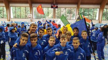 Galerie FOTO | Experienta de neuitat pentru pustii Romaniei la Mondialul Danone Nations Cup: au cunoscut jucatori din 31 de tari, i-au vazut pe Simao si Matuidi, si au facut concursuri traznite