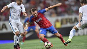 """Sper ca acum s-a deblocat!"" Mesajul lui Adi Popa pentru Golubovic dupa primul sau gol la Steaua"