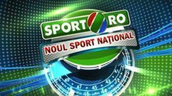 PROGRAMUL saptamanii la Sport.ro!