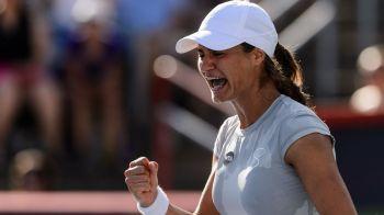 Monica Niculescu este regina in Luxemburg: romanca a pulverizat-o pe Kvitova, fost numar 2 mondial, IN FINALA dupa i-a luat setul secund la ZERO. UPDATE | Niculescu si Tig au pierdut finala de dublu