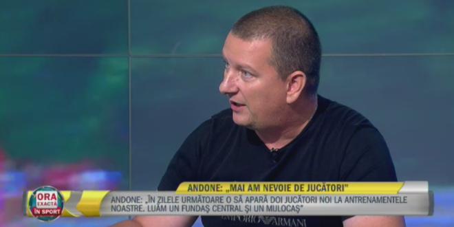Critici aduse conducerii lui Dinamo:  Cum poti sa dai functii unor oameni care s-au lasat joi de fotbal sau unora care au distrus echipe? . Ionut Chirila crede totusi in Mutu:  Poate fi ca Galliani