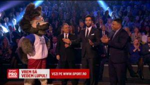 Ronaldo a prezentat mascota Mondialului din 2018. Cum arata LUPUL alesi de rusi   VIDEO