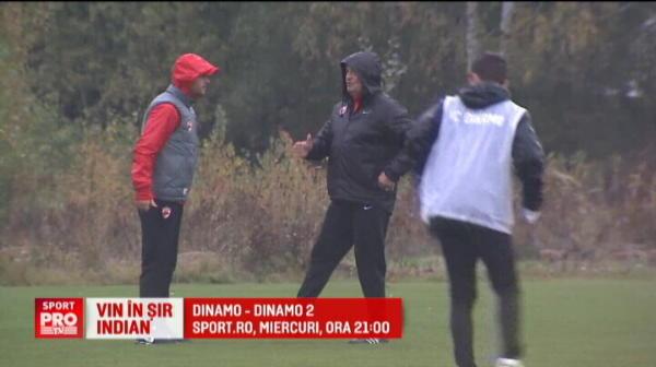 """""""Negoita si-a dat acordul sa vanda 50% din actiunile clubului"""" Cine sunt noii patroni de la Dinamo"""
