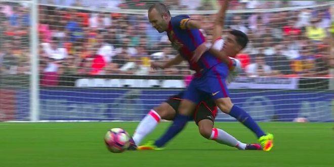 Iniesta, mai norocos ca Tanase! Starul Barcelonei sta 3 luni pe bara dupa ce a suferit o accidentare similara cu mijlocasul Stelei