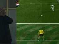 Gicu Grozav a batut un penalty decisiv chiar sub ochii presedintelui Ceceniei, Kadirov. Reactia acestuia la executia romanului - VIDEO