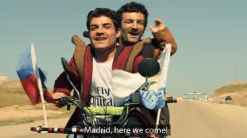Tu ce ai face pentru a-l intalni pe Cristiano Ronaldo? O poveste despre dimensiunile fotbalului si lupta pentru implinirea visurilor