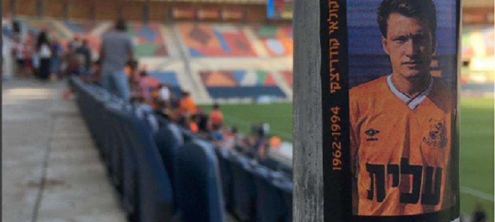 Cand fotbalul UMILESTE razboiul! Povestea senzationala a unui roman INDRAGOSTIT de fotbal