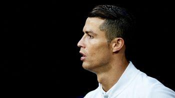 GEST INCREDIBIL al lui Cristiano Ronaldo, dupa ce Morata a marcat golul victoriei pentru Real Madrid! Ce semn i-a facut arbitrului
