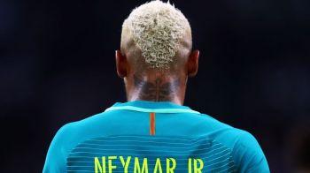 Detaliile nestiute ale unui transfer ASTRONOMIC! PSG platea de 190 milioane de euro clauza pentru Neymar, salariu de 40 de milioane pe an, dar brazilianul a cerut un bonus incredibil