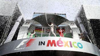 Lewis Hamilton a castigat Marele Premiu al Mexicului! Cum arata lupta pentru titlul mondial, cu 2 curse inainte de finalul sezonului