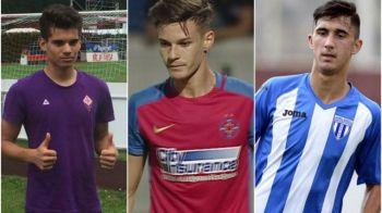 """Sase pusti romani, pe lista viitoarelor staruri din fotbal. Cine sunt cei sase """"wonderkids"""" din Football Manager 2017: Steaua si Craiova au cate un jucator"""