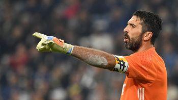 "Juventus a atacat Gazzetta dello Sport dupa un articol despre Buffon: ""In Italia castigam pentru ca restul se dau la o parte!"""