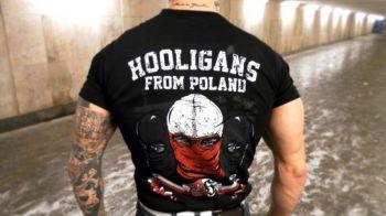 Primele incidente provocate de ultrasii polonezi in Romania: au incercat sa intre cu forta la antrenamentul nationalei. Ce s-a intamplat aseara la stadionul national