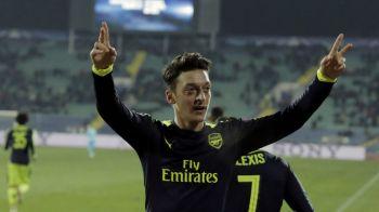 Mourinho pregateste o mutare COLOSALA! Salariu urias pentru Ozil, care a refuzat un nou contract cu Arsenal