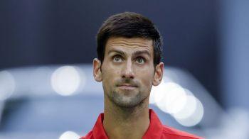 Reactia GENIALA a lui Djokovic, dupa ce Murray l-a invins in finala de la Turneul Campionilor! Pe cine a felicitat :)