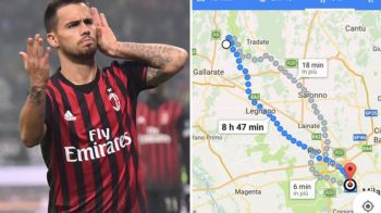 Promisiune nebuna facuta de un jucator al Milanului. Ce trebuie sa duca la bun sfarsit dupa meciul cu Inter
