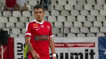 """Nistor si o noua declaratie fabuloasa. Dupa """"In afara de cele 6 goluri, n-au avut nicio ocazie"""", mijlocasul recidiveaza. Ce a spus dupa Dinamo 0-2 CFR"""